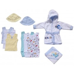 10 Piece Layette Set