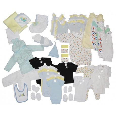 65 Piece Baby Starter Set Box