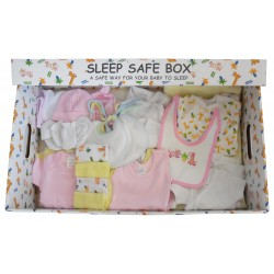 24 Piece Baby Starter Set Box