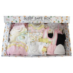 72 Piece Baby Starter Set Box