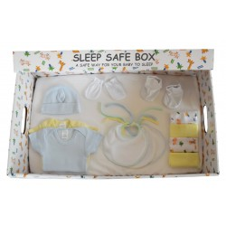 16 Piece Baby Starter Set Box