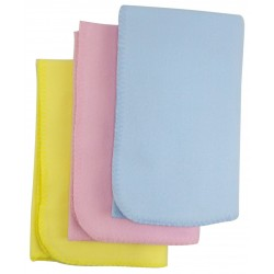 Fleece Blanket Assorted Pastels